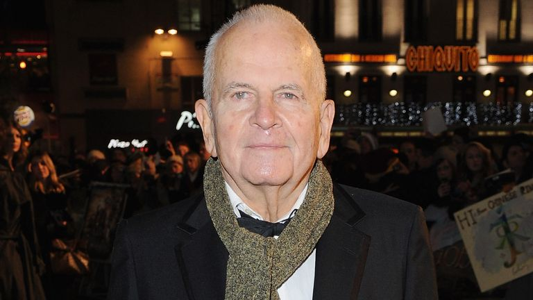 Ian Holm in 2012. Pic: Dave M Benett/Wire Image