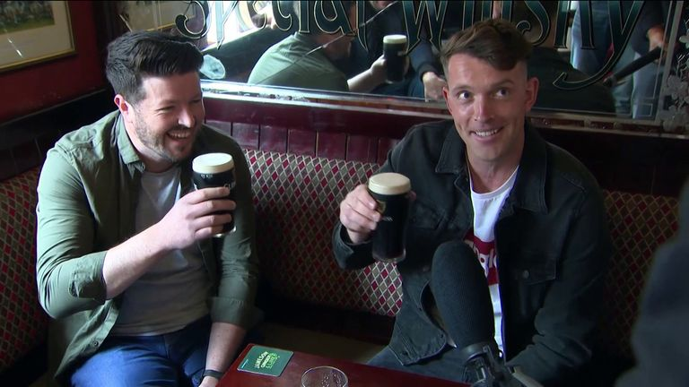 Ireland pubs