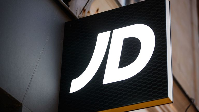 JD Sports employs more than 30,000 people