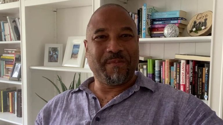John Barnes says there are racist people, who happen to be football supporters