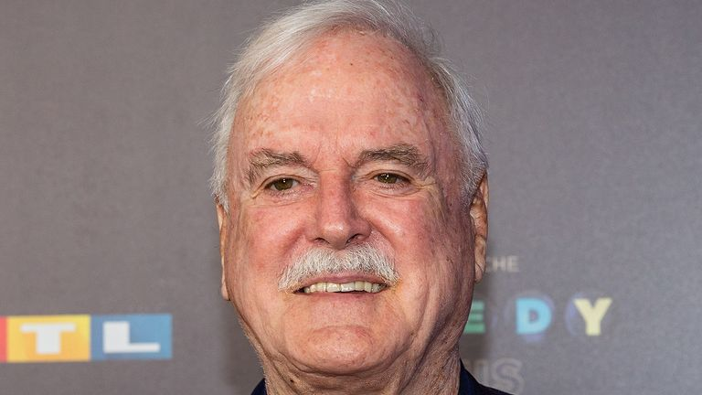 Cleese has hit out at BBC bosses, calling their decision 'stupid'