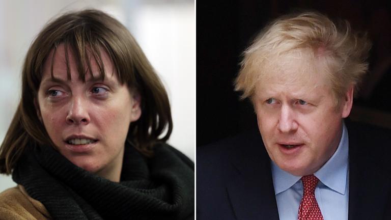 Jess Phillips and Boris Johnson were among Malik's targets