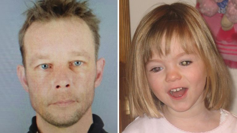 'Christian B' is a new suspect in the disappearance of Madeleine McCann