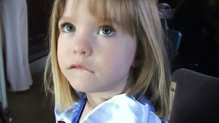 Madeleine McCann vanished in Praia da Luz, Portugal in May 2007