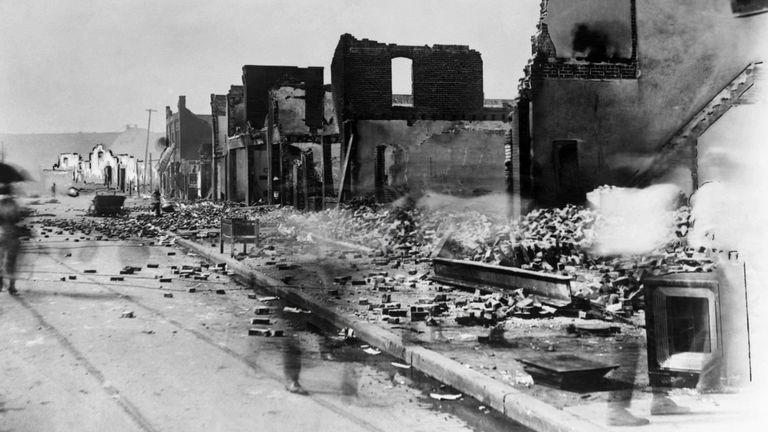 massacre Tulsa