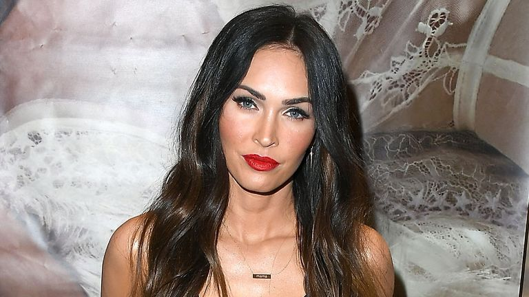 Actress Megan Fox Appears At Forever 21 To Promote Her New Role As Brand Ambassador For Frederick's Of Hollywood at The Americana at Brand on March 23, 2018 in Glendale, California.