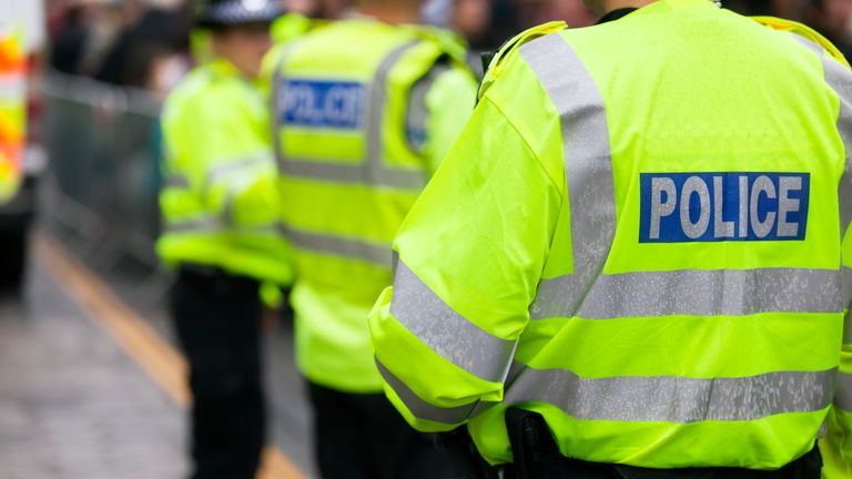 PC Kevin Mohess faces being sacked if the allegations are proved