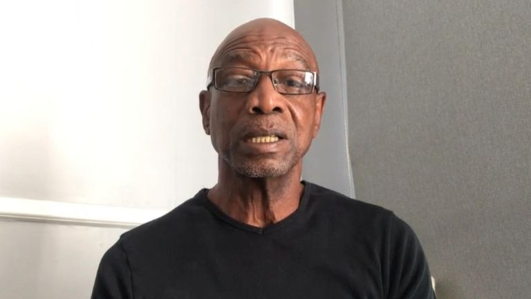 Michael Braithwaite- Windrush campaigner