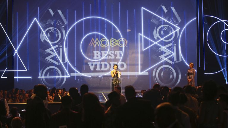 The MOBOs were founded in 1996 to celebrate music of black origin,