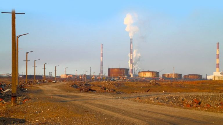 Norilsk Nickel is the world's leading nickel and palladium producer. Pic: Radionova Svetlana/Facebook