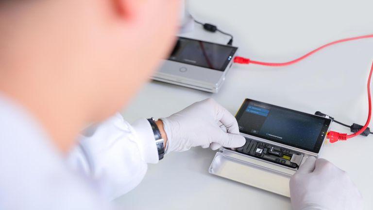 Pic: Oxford Nanopore