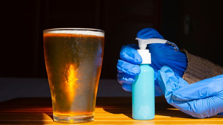 Cleaners will be on hand in many pubs