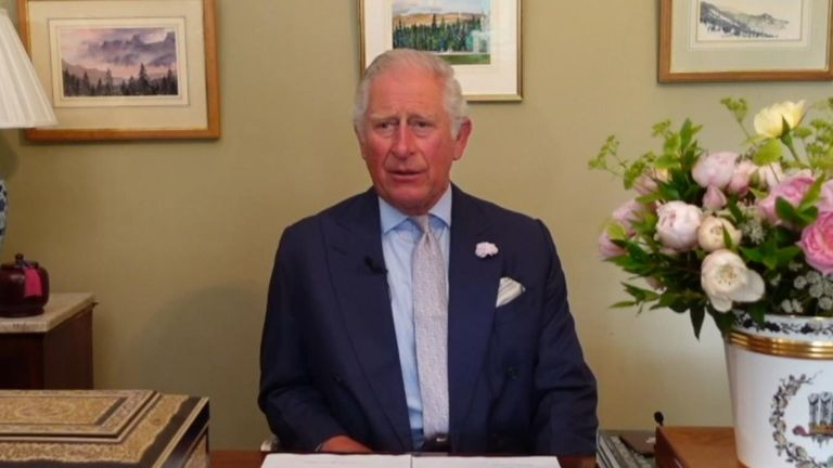 Prince Charles still