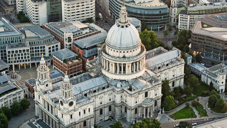 Shaikh said she wanted to plant a bomb beneath the famous St Paul's dome