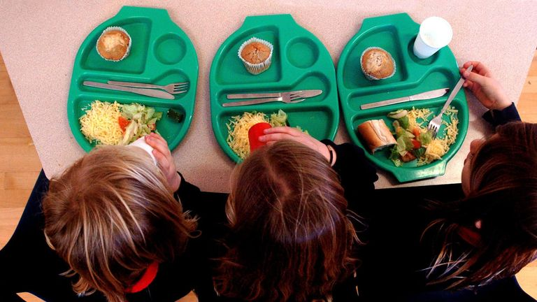 The proportion of children claiming free school meals in England increased in 2019