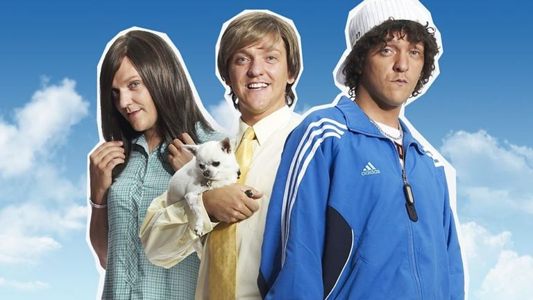 Summer Heights High has been removed from Netflix. Pic: BBC