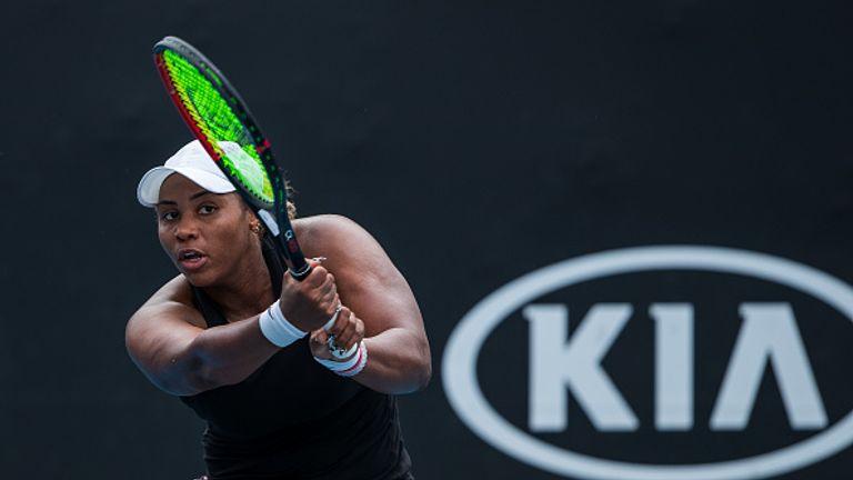 Taylor Townsend said she regularly gets mistaken for other black players