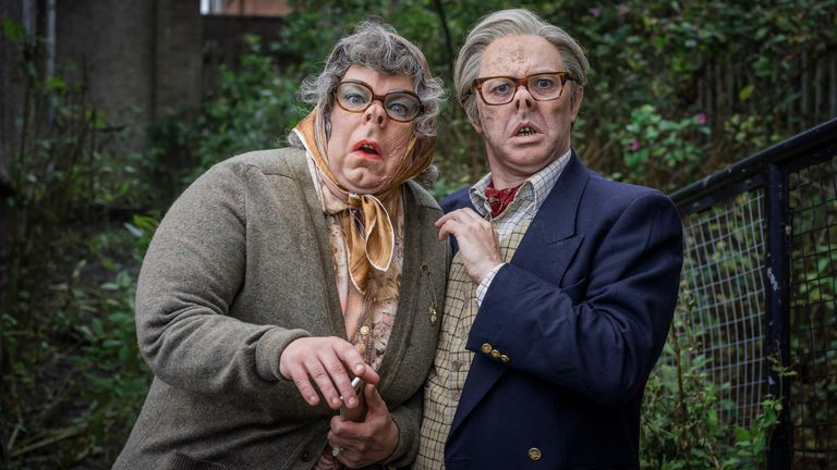 The League of Gentlemen. Pic: BBC