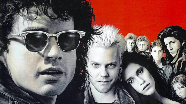 The Lost Boys starred Jason Patric and Kiefer Sutherland