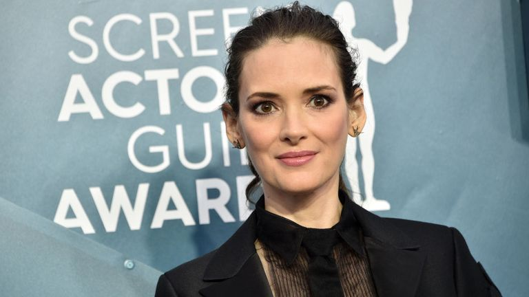 Winona Ryder said Mel Gibson asked her if she was an 'oven dodger'