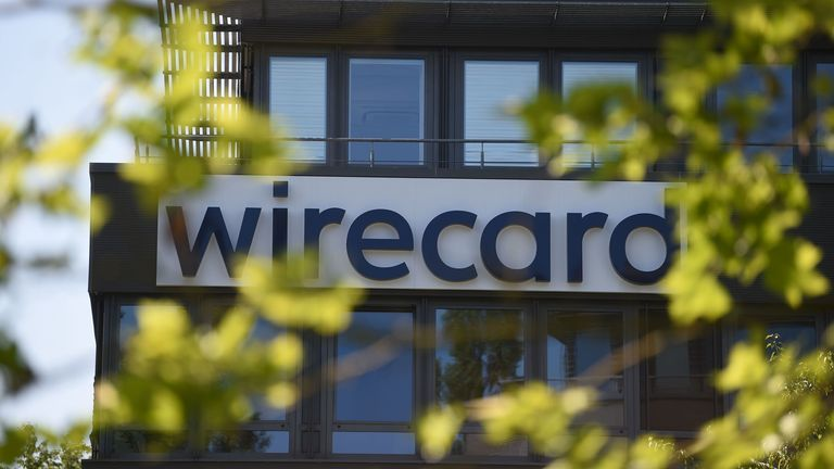 Wirecard is the first member of Germany's prestigious DAX index to go bust