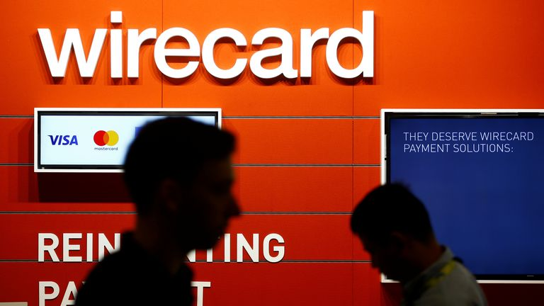 Wirecard was once valued at as much as $28bn (£22bn)