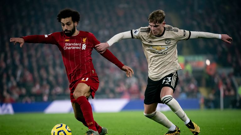 Football finance expert Kieran Maguire says that the financial gap between Manchester United and Liverpool is continuing to grow