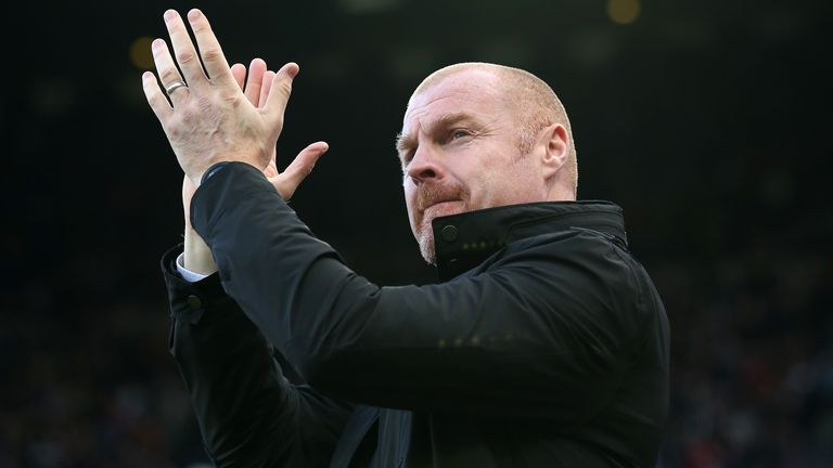 Dyche insists he still has a good and honest relationship with Burnley's chairman and reflects on their positive season with 13 clean sheets and as many wins