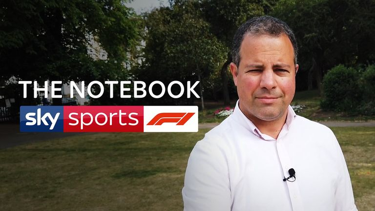 Ted Kravitz rounds up all the Formula 1 news on the latest edition of The Notebook - which includes a game of hopscotch, 2020 calendar comparison - while also reacting to the latest big Ross Brawn and Toto Wolff interviews