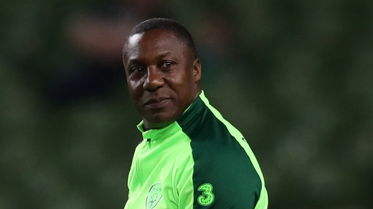 Republic of Ireland assistant manager Terry Connor says he hopes the Rooney rule can be a 'stepping stone' towards equality, but admits he has some reservations about it