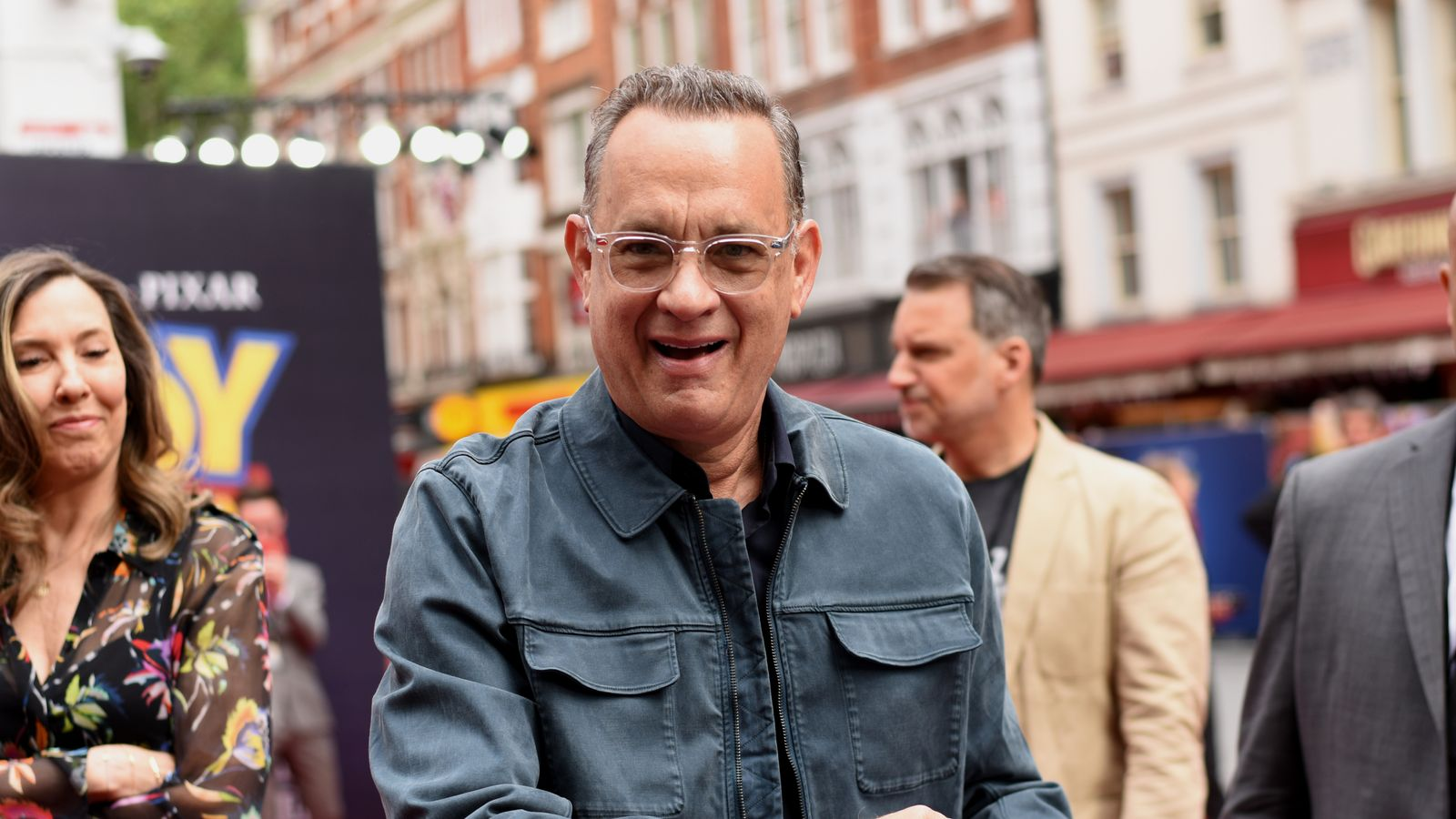 Coronavirus: Tom Hanks says he doesn't have 'much respect' for those who won't wear masks | Ents & Arts News