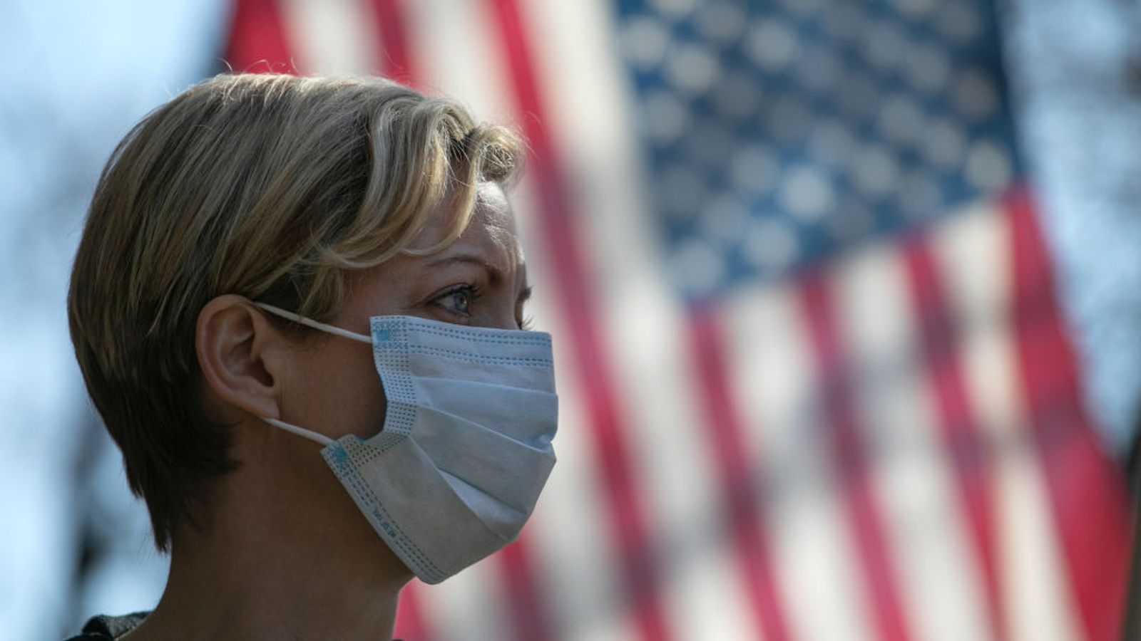 Coronavirus: US deaths could be 28% higher than official figures, warns study thumbnail