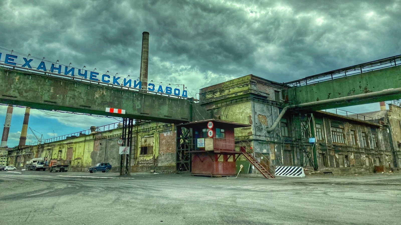 Norilsk: The city built by gulag prisoners where Russia guards its Arctic secrets