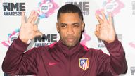 LONDON, ENGLAND - FEBRUARY 15:  Wiley arrives at the VO5 NME awards 2017 on February 15, 2017 in London, United Kingdom.  (Photo by Samir Hussein/WireImage)