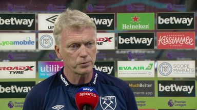 Moyes: We're in a good position now