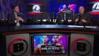Sonnen: No game plan from Bandejas