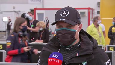 Bottas disappointed with third