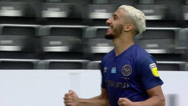 Hamer's howler gifts Brentford second goal