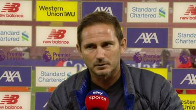 Lampard tells Liverpool: Don't get too arrogant