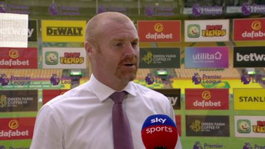 Dyche: It was a bizarre game