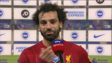 Salah: Early goals gave us confidence