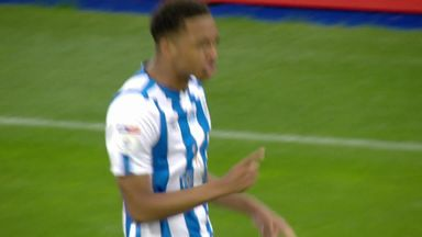 Willock puts Huddersfield ahead