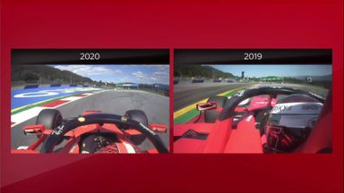 Analysis: Where has Ferrari's pace gone?