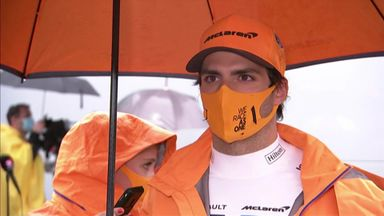 Exciting qualifying for Sainz