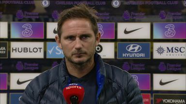 Lampard: Our performance was OK