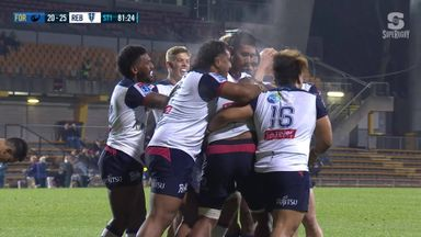 Force 20 - 25 Rebels