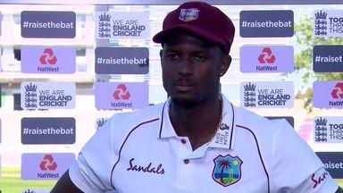 Holder: My best day in Test cricket