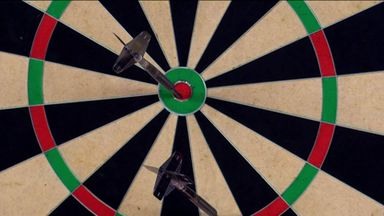 Anderson's 127, bull finish