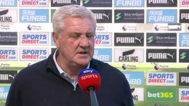 Bruce: We've shown great resilience