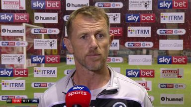 Rowett: We deserve to be in the playoff mix